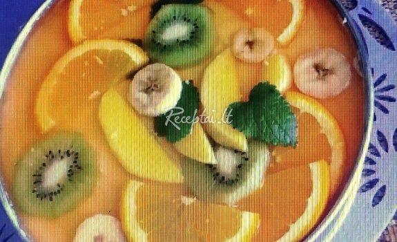 Gaivus mango tortas