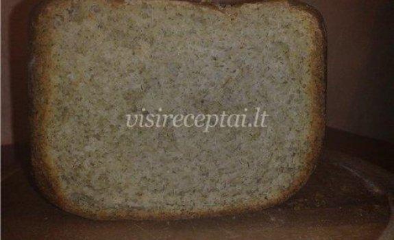 Krapų duona