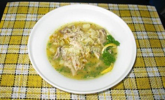 Šiuolaikiška blėkų sriuba