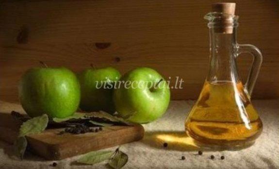 Obuolių degtinė