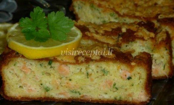 Žuvies pyragas