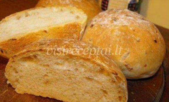 Kopūstų duonelė