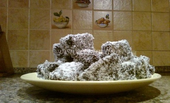 Kokosiniai pyragaičiai