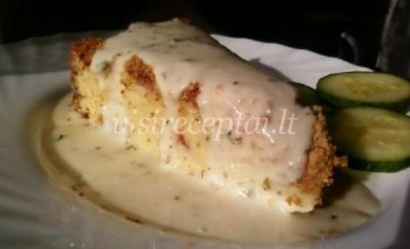 Sicilietiškas bulvių pyragas