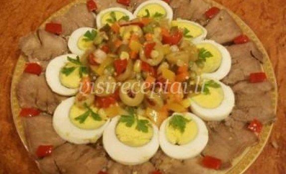 Fantastiškos salotos