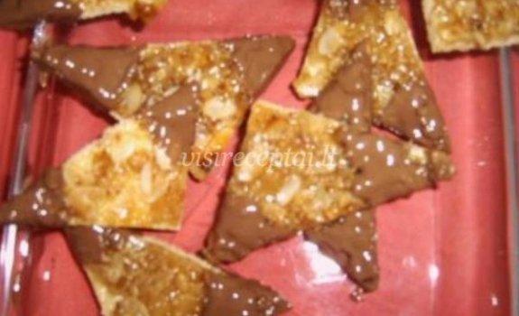 Graikinių riešutų sausainiai