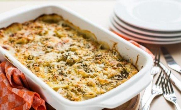 Bulvių casserole