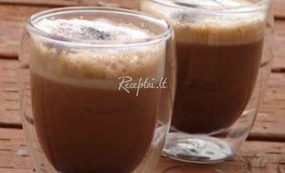 Kava su brendžiu ir muskatu