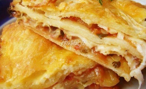 Sočiausioji pica
