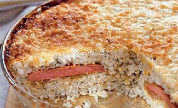 Olandiškas ryžių apkepas