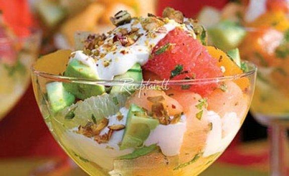 Vaisinis desertas