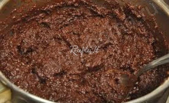 Šokoladionis keksas