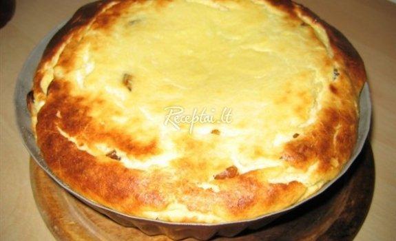 Olandiškas ryžių pyragas