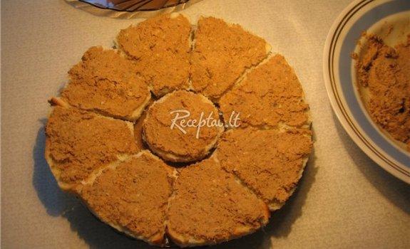 Dviejų sluoksnių pyragas