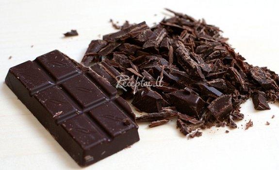 Šokoladiniai traškučiai