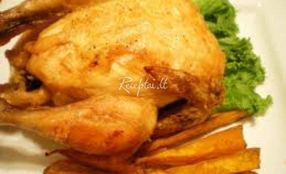 Skanus viščiukas