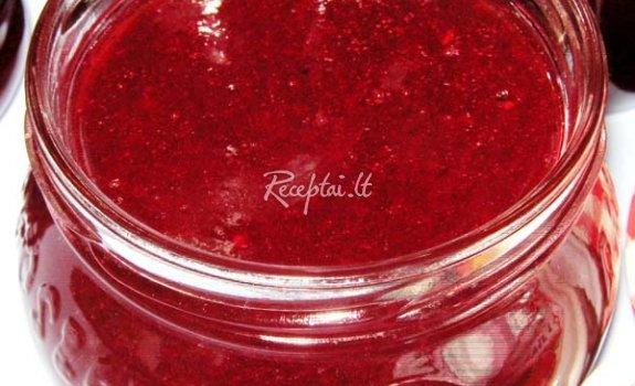 Raudonųjų serbentų uogienė