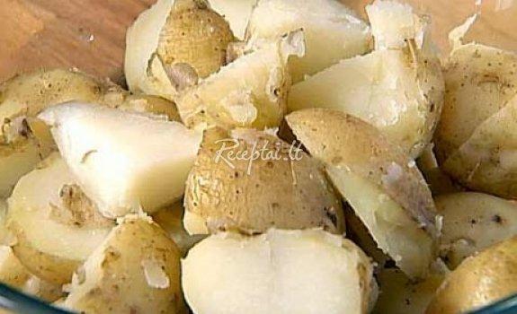 Bulvių salotos daniškai