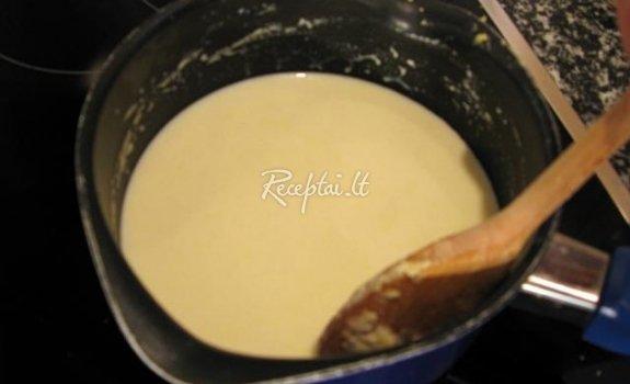 Pieno padažas