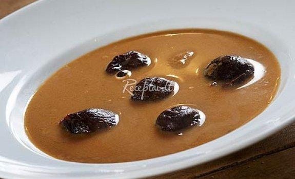 Saldi slyvų sriuba