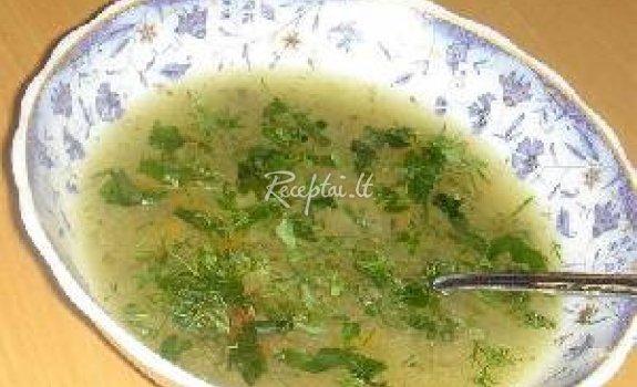 Vasariška sriuba