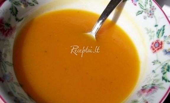 Apelsinų sriuba