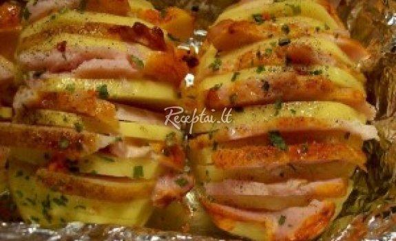 Bulvių armonikos