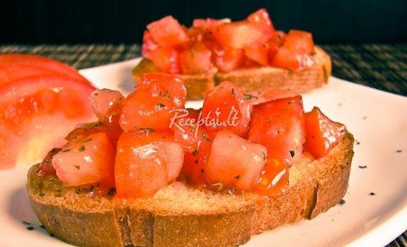 Vegetariški sumuštiniai pusryčiams