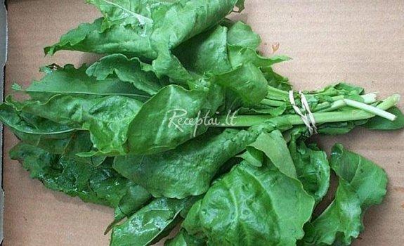 Rūgščios daržovių salotos