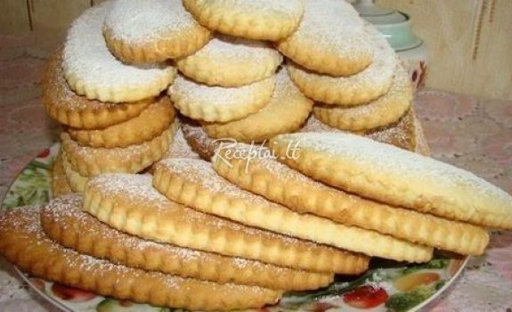 Skanūs sausainėliai
