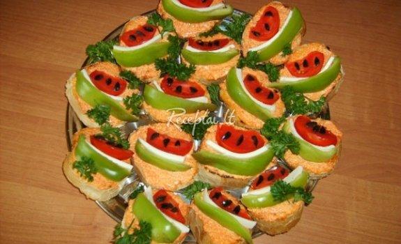 """Gardieji sumuštiniai """"Arbūzinukai"""""""