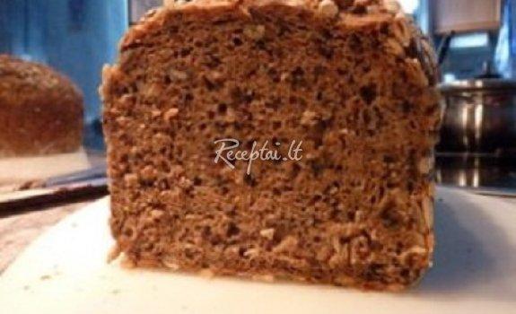 Rūpių miltų duona