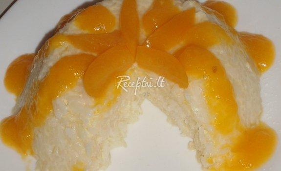 Desertas su persikais