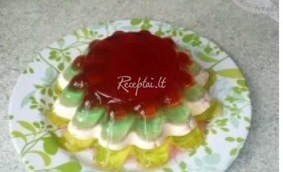 Žele desertas