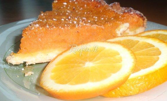 Moliūgų sezono atidarymo pyragas