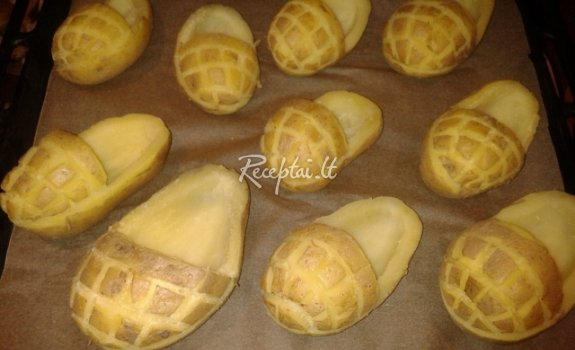 Vyžos iš bulvių