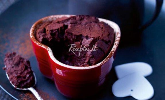 Šokoladinis fondiu