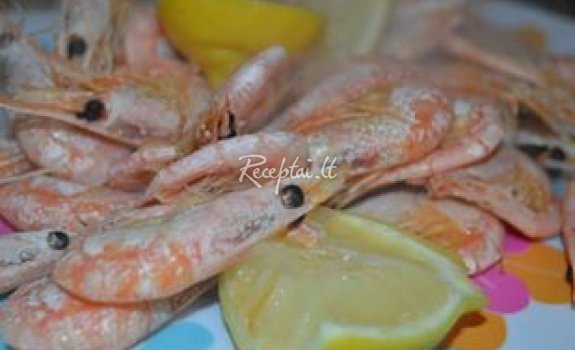 Krevetės