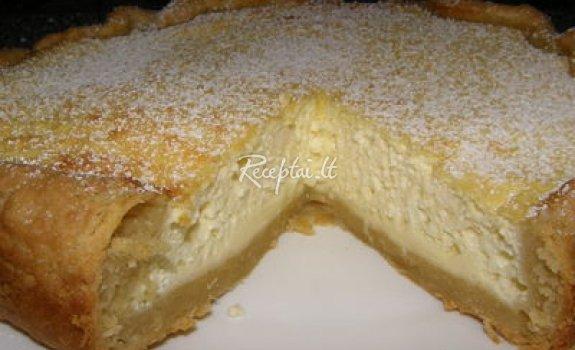 Ypatingas varškės pyragas