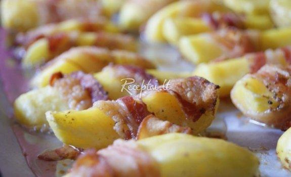 Bulvės su šonine