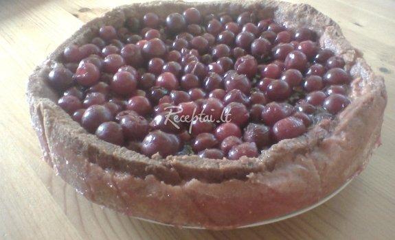 Migdolinis vyšnių tortas