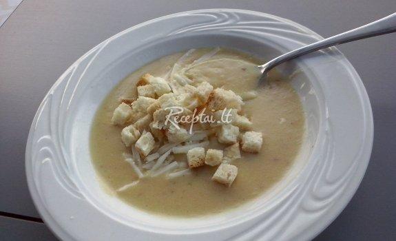 Trinta bulvių sriuba