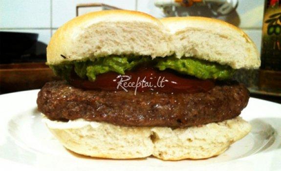 Paprastas burgeris