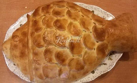 """Pyragas """"Auksinė žuvelė"""""""